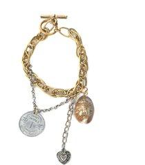marine serre shamanic bracelet