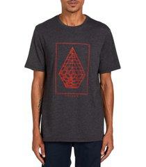 volcom men's expel short sleeve t-shirt