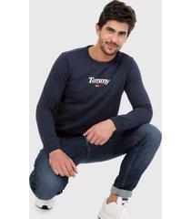 buzo azul navy-blanco-rojo tommy jeans