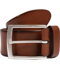 anderson's belts leather belt - tan a2683