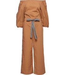 adorato jumpsuit brun marella