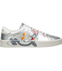 scarpe sneakers donna in pelle playground