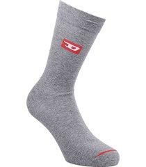calcetín skm ray socks gris diesel