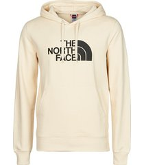 sweater the north face light drew peak pullover hoodie