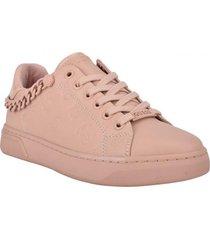 zapatilla footwear gwriyan-a pimll rosado guess