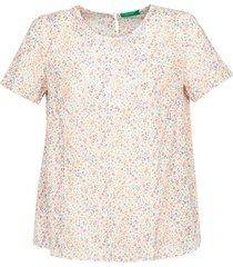 blouse benetton -