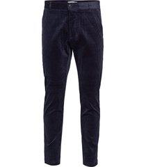 andy x trousers 11046 casual byxor vardsgsbyxor blå samsøe samsøe