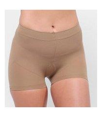 mini shorts modelador selene elastano