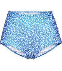 marina bottoms bikinitrosa blå faithfull the brand