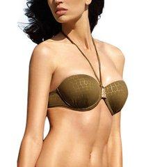 bikini selmark sofisticada mare push-up badpak topje