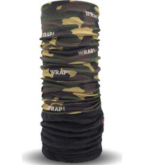 bandana classic military verde wild wrap