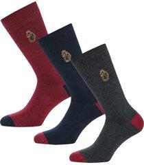 mens classic james 3 pack socks