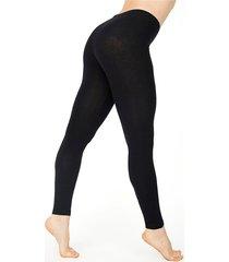 leggings de cintura elástica súper elásticos