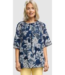 blouse paola marine