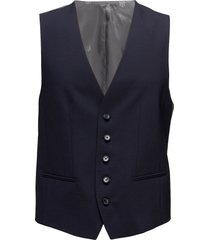 wes stssld99004 gilet blauw tommy hilfiger tailored