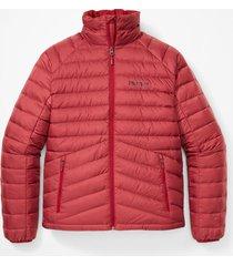 chaqueta highlander down rojo marmot