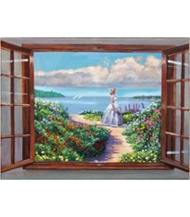 "david lloyd glover cape cod beauty canvas art - 20"" x 25"""