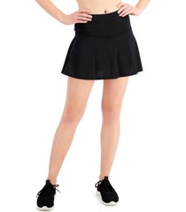 ideology women's perforated skort, created for macy's