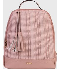 mochila  granada  rosa secret