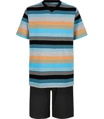 pyjamas g gregory svart::turkos::orange