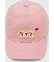 bonã© kanui dad cap 777 rosa - rosa - dafiti