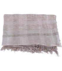 fabiana filippi cotton and linen scarf