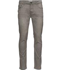 neal slimmade jeans grå bruun & stengade