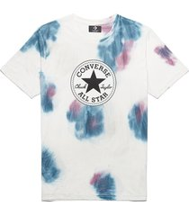 converse camiseta self expression white