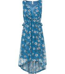 abito asimmetrico (blu) - bodyflirt boutique