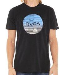 camiseta rvca glitch motors masculina