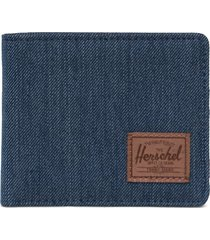men's herschel supply co. roy rfid wallet - blue