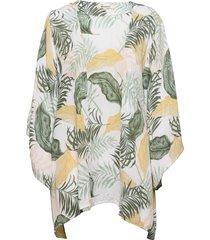 coastal palms kimono kimonos grön rip curl
