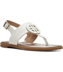 clarks women's reyna glam slingback thong sandals women's shoes