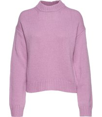cora sweater gebreide trui roze filippa k