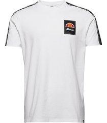 el serchio tee t-shirts short-sleeved vit ellesse