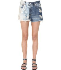 givenchy denim shorts