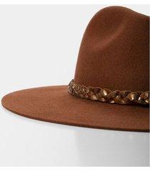 sombrero de lana para mujer mineralia