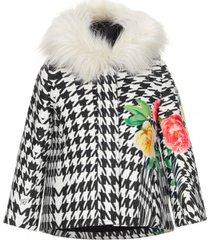 kurtka zimowa pepito flower fur