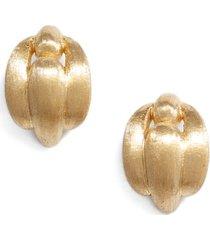 women's marco bicego lucia huggie hoop earrings