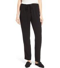 women's chaus drawstring waist pants