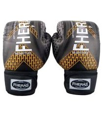 luva boxe muay thai top