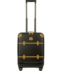 men's bric's bellagio 21-inch wheeled carry-on -