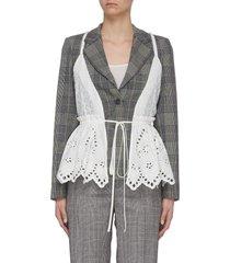 'slinger' layer jacket