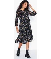 jacqueline de yong jdyemillia s/s shirt dress wvn loose fit dresses