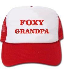 foxy grandpa hat/cap