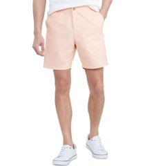 "tommy hilfiger men's th flex stretch theo 7"" shorts"