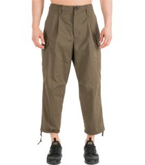 pantaloni uomo loose fit