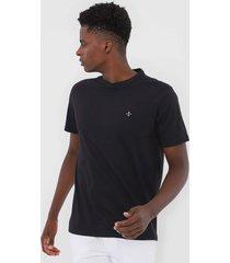 camiseta dudalina casual preto