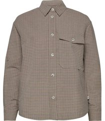 rita shirt overshirts groen wood wood