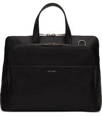 matt & nat cassidy satchel, black